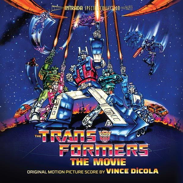 The Transformers: The Movie: Original Motion Picture Score